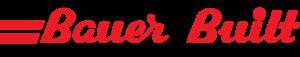 Bauer Built Logo_solid 2color