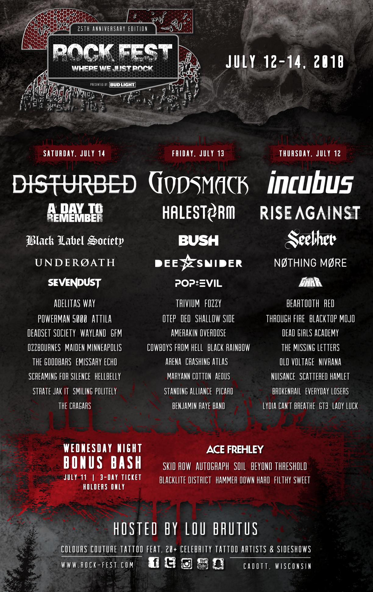Rock Fest 2018