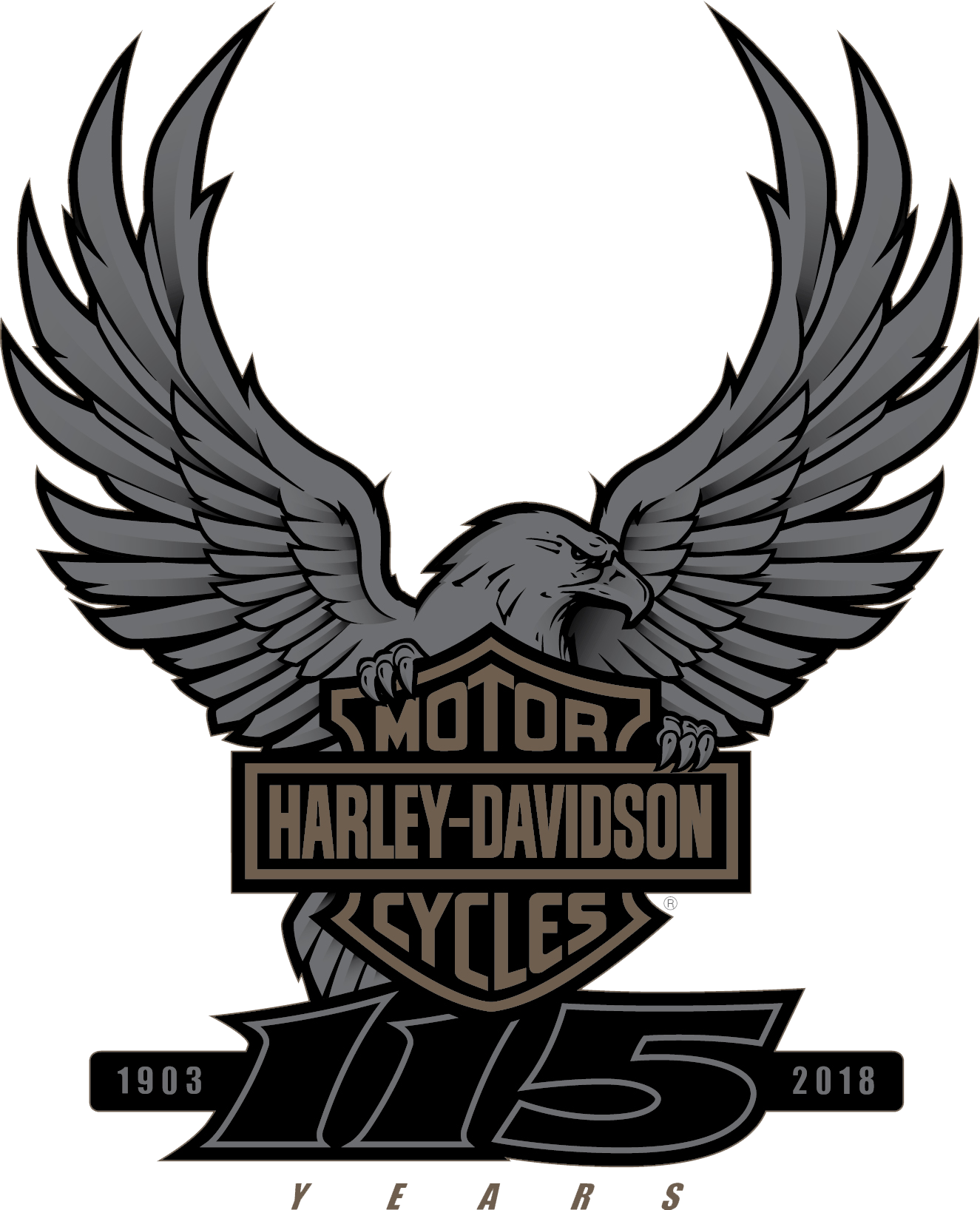 Harley Davidson's 115th
