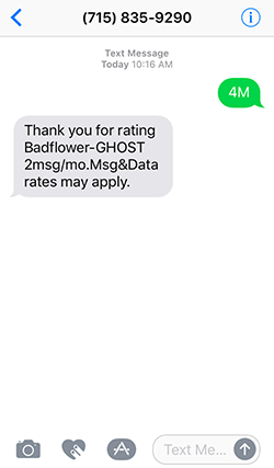 Text-Rating