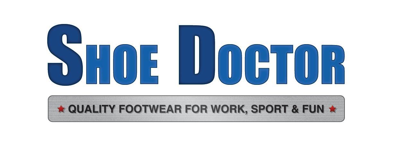 Shoe doctor logo